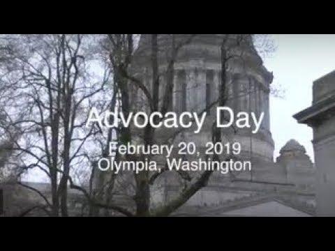 Advocacy Day February 20, 2019: Legislation Roundup