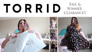 5a9a9e9f82 Torrid Fall 2017 + Summer Clearance Haul | Try On with Me! by The Kelly  Channel