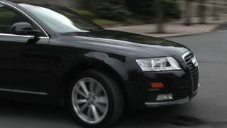 New Audi A6 (2009) Videos