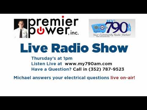 Topic: Unlicensed Contractors - Premier Power Electric Radio Show