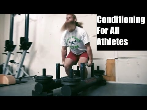 """CARDIO ISN'T FOR """"FAT PEOPLE"""": CONDITIONING 101 (Ft. Alan Thrall)"""