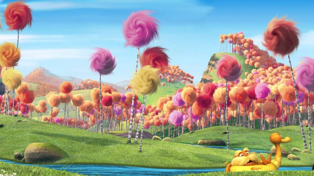 Truffula Tree From The Lorax Movie | www.imgkid.com - The ...