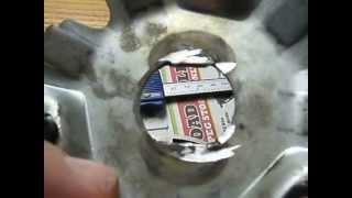 Honda Hobbit/PA50/Camino TJT Variator tips