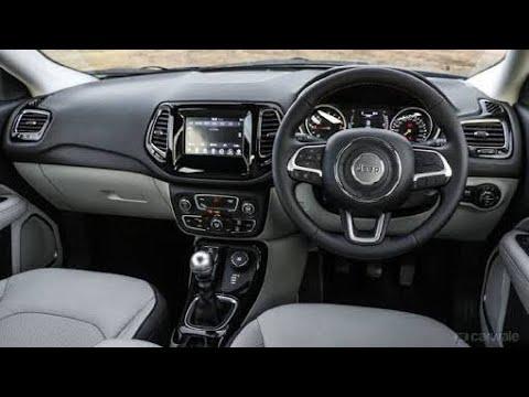 Jeep Compass Interior India