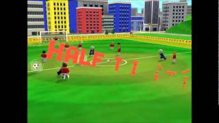 LEGO Soccer/Football Mania - Story - Match 1