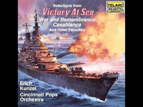 Victory At Sea - Kunzel / Cincinnati Pops