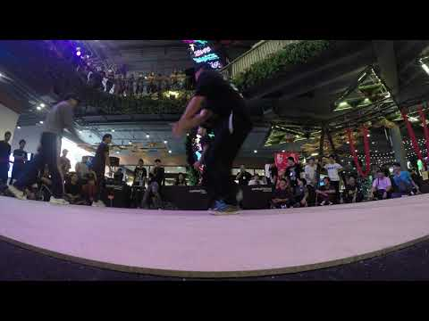 Bboy Battle 2-2 central Fastival Eastville รอบคัดเลือก [Full] 4k