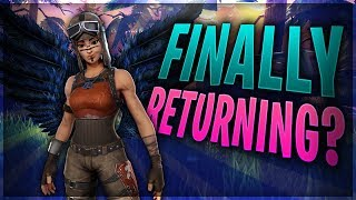 Is The Renegade Raider Finally Returning To Fortnite?