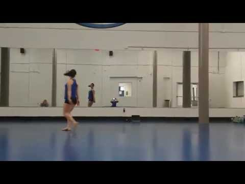2015 University of Delaware Auditions Choreography