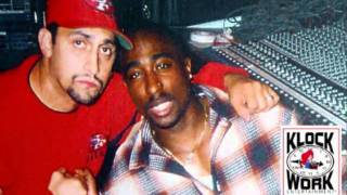 2Pac - So so krazy feat Outlawz, Johnny J mixdown