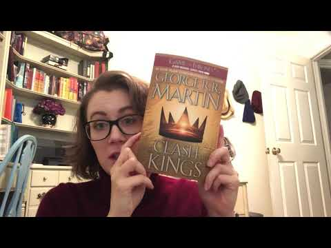 Book Review - A Clash Of Kings By George R R Martin