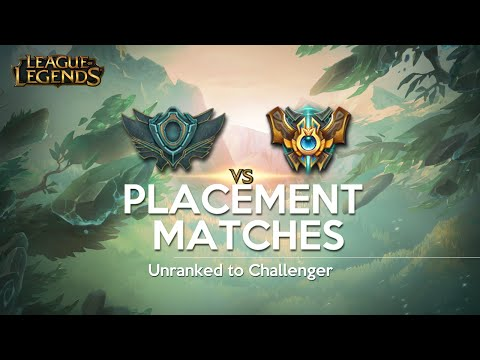 10-0 Placement Matches - Game 10 (Nidalee vs Jarvan IV)