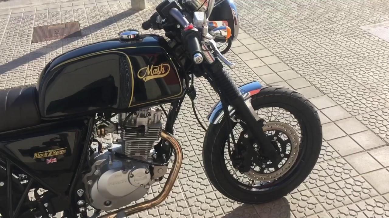 Mash  Cafe Racer Black