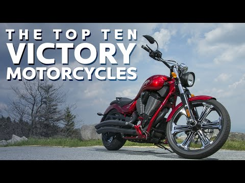Top 10 Victory Motorcycles Of All Time | S3E2