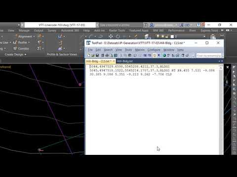 Civil 3D: Linecoding Part 3