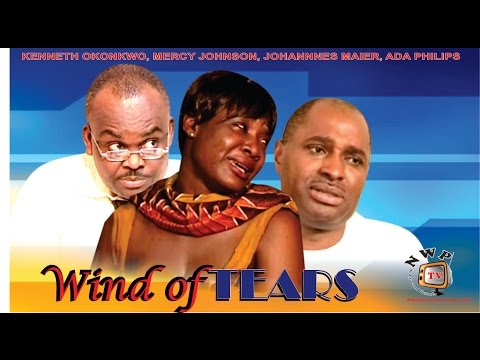 Wind of Tears (Heart of a Saint 5)