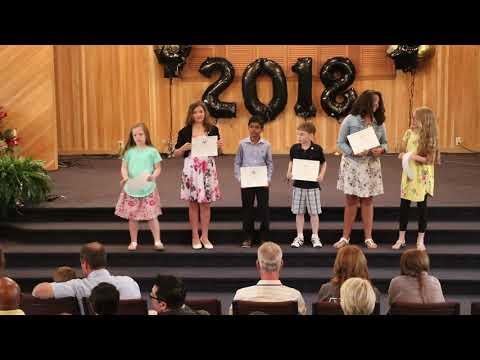 2018 HCA Elementary School Awards ~ Brunswick, GA  9
