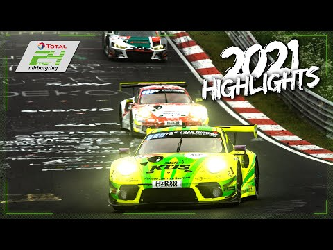 Full Race Highlights | 24h Race Nürburgring 2021
