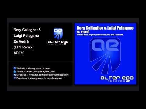 Rory Gallagher & Luigi Palagano - Es Vedrà (LTN Remix) [Alter Ego Records]