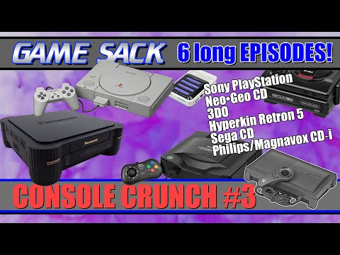 Console Crunch #3 - Game Sack