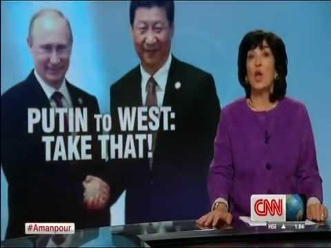 US, Russia, China - Gas Deals & Cyber Wars (CNN)