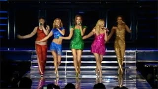 The Return Of The Spice Girls live at Madison Square Garden HD / Giving You Everything + TROT