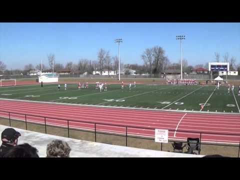 Dylan Prime 2018 Freshman Spring Highlights