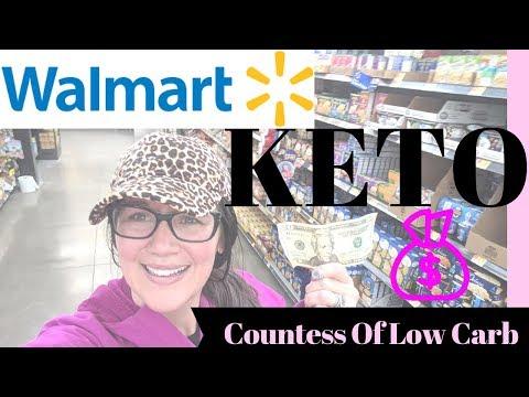 $20 Walmart Keto Food 😮 Cheap Keto Foods