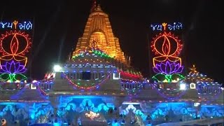 Ambaji town in celebration mood with 2 million pilgrims during fair