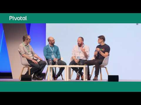 Saving 60 Lives Per Second: Accepting Donations at Scale with Pivotal Cloud Foundry on GCP