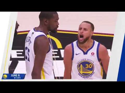 2017-18 Moments of the Year: Durant With The Dagger