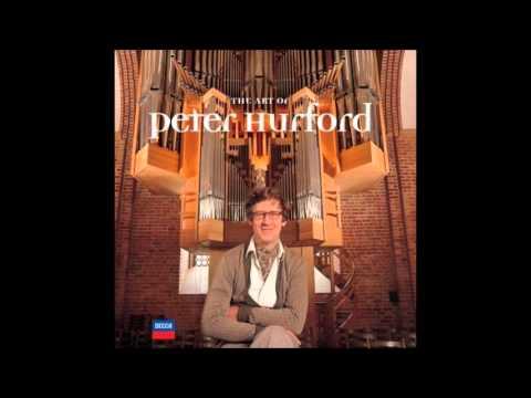 J.S. Bach Organ Works Vol.6, Chorale Preludes, Peter Hurford