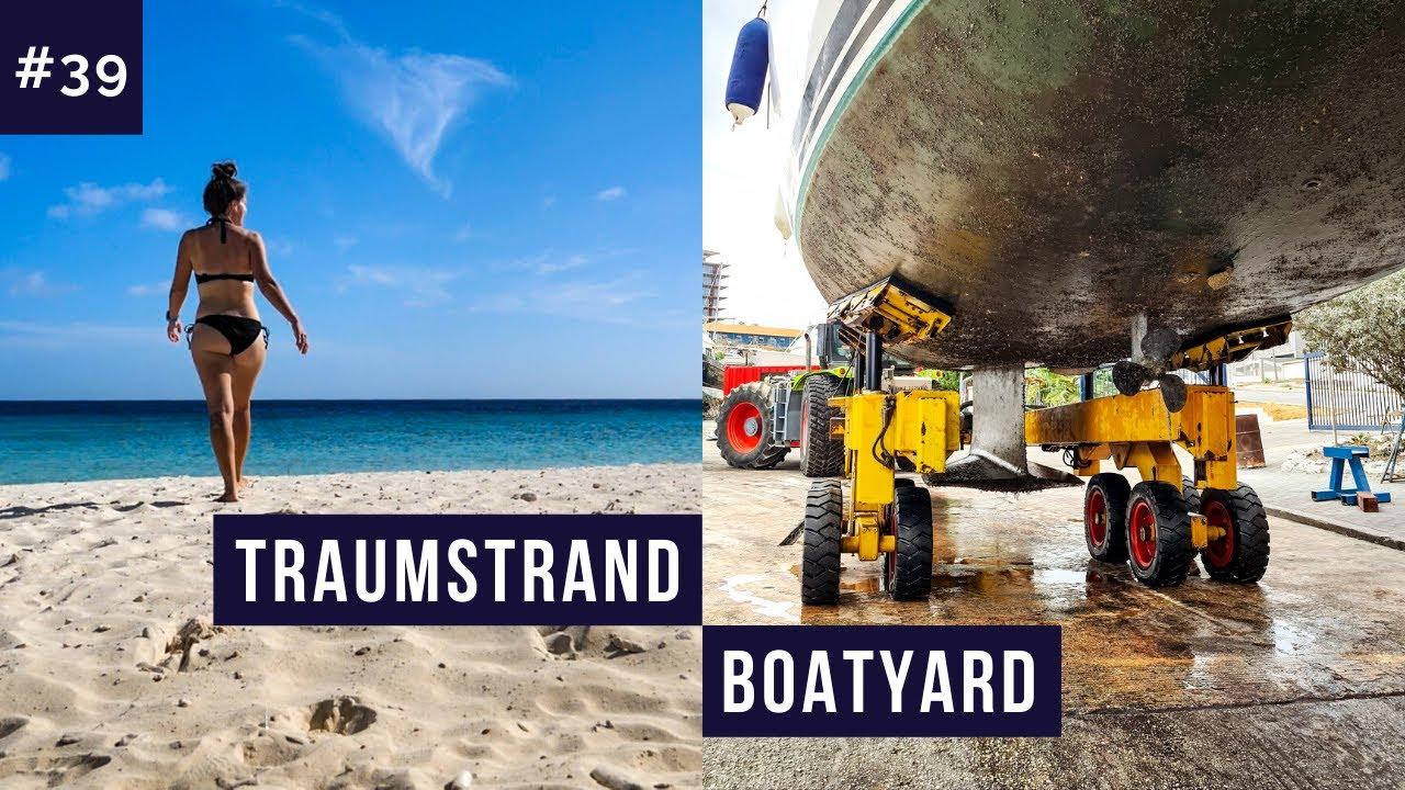 #39 | Zwischen Traumstrand & Refit: die zwei Seiten einer Weltreise mit Segelboot.