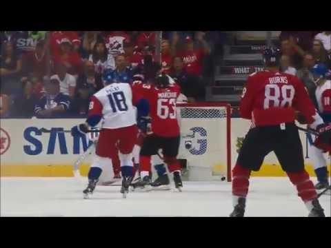 Canada vs Czech Republic   2016 World Cup of Hockey    Full Highlights