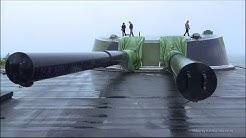 SUOMEN SUURIN TYKKI   4K •  The Biggest Gun in Finland  4K