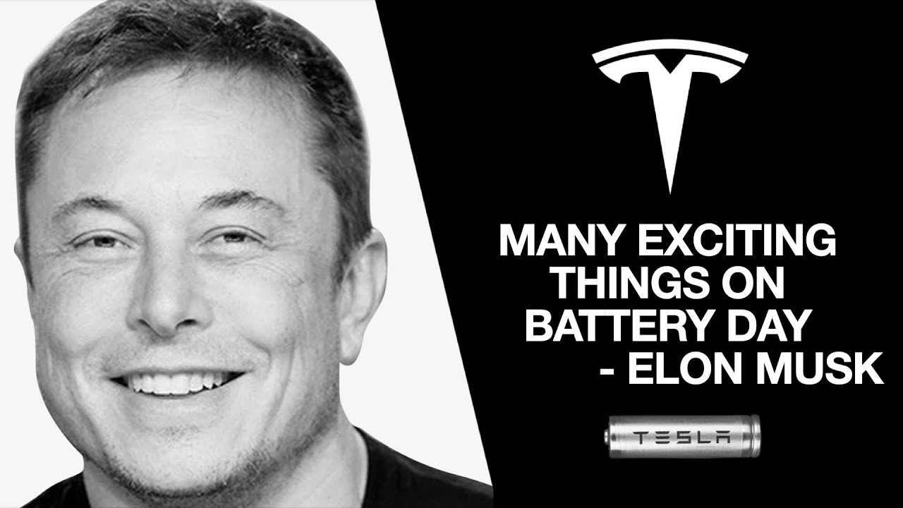 Tesla Battery Day Predictions | What To Expect On Battery Day |