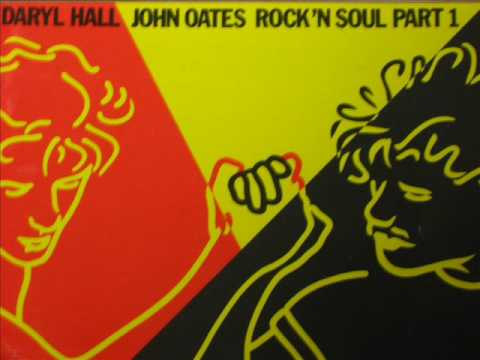 "DARYL HALL & JOHN OATES  ""  ADULT EDUCATION  """