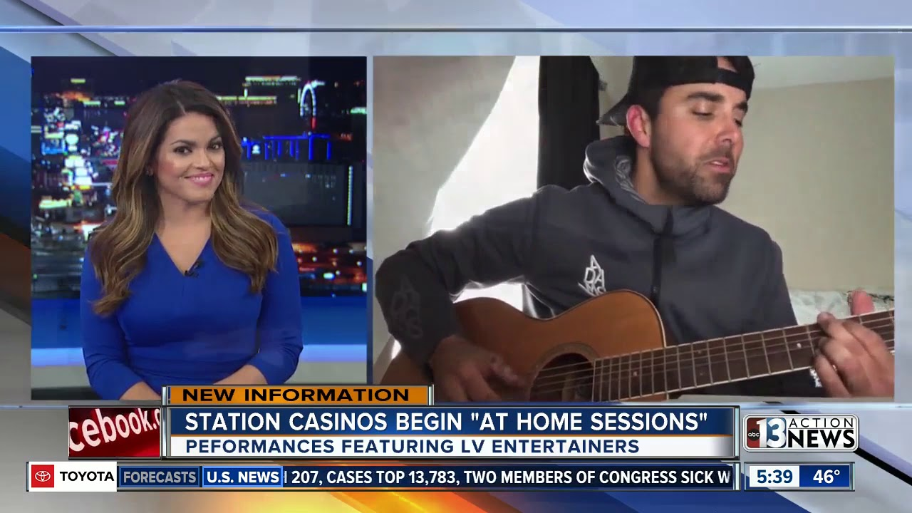 Station Casinos Begin At Home Sesions Youtube