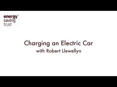 EST Episode 2: Charging an electric car.