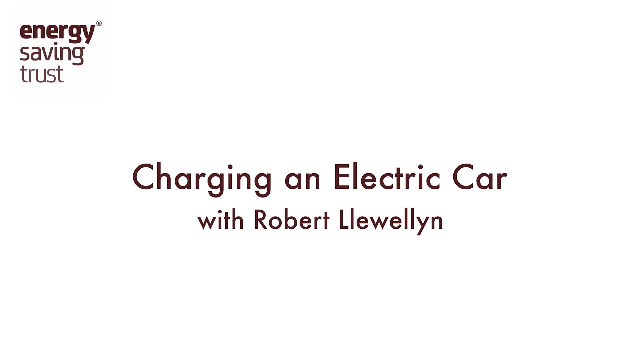 Est Episode 2 Charging An Electric Car
