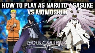 Download How To Create Naruto Sasuke Vs Momoshiki Character