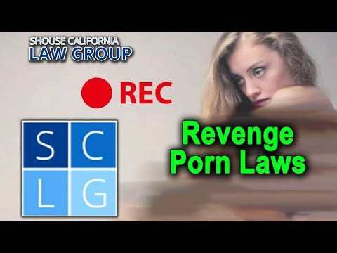 California Revenge Porn Laws – Penal Code 647(j)(4)