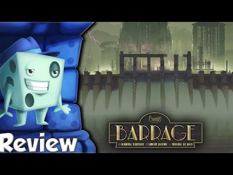Barrage Review - with Tom Vasel