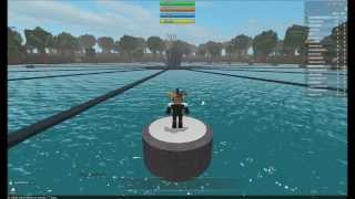 """Roblox Hunger Games Catching Fire#1""""Noobs Killing me"""""""