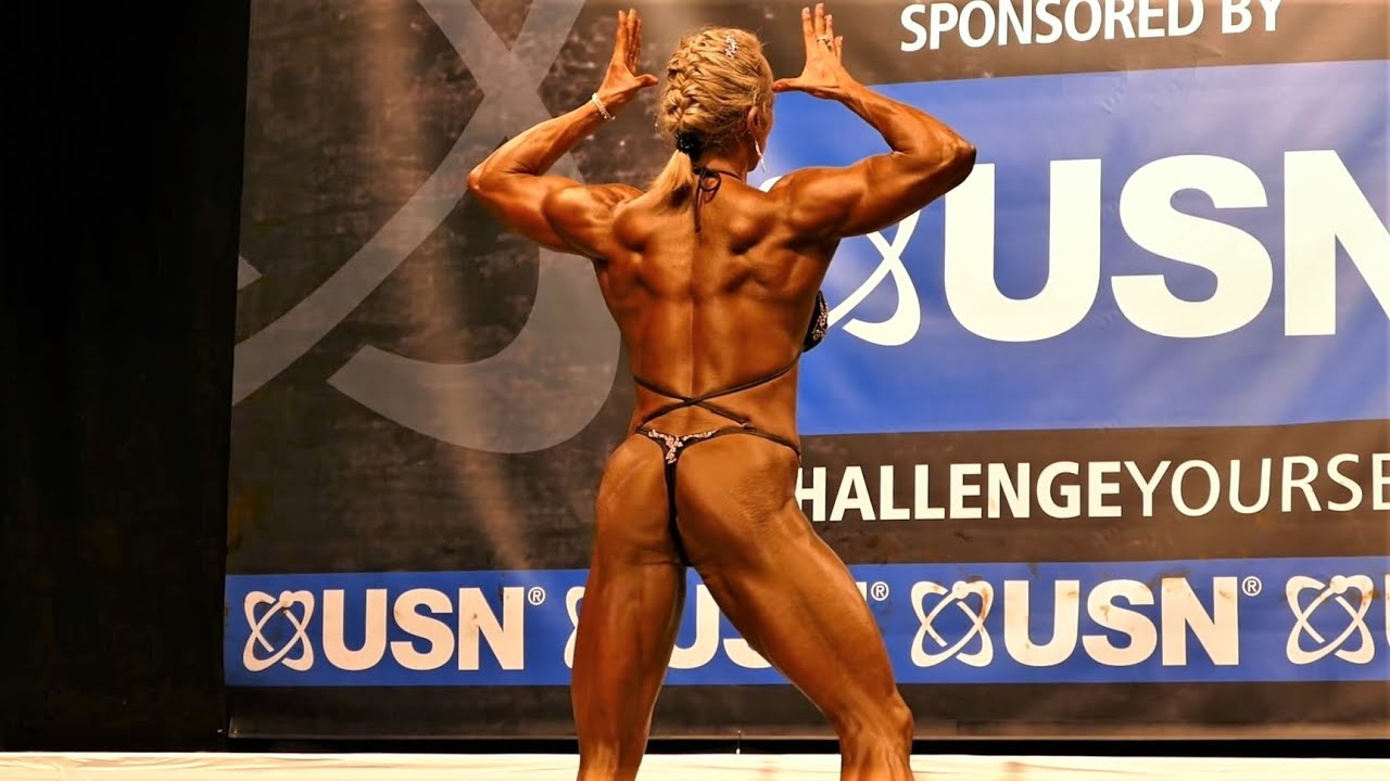 Josie Keck - Competitor No 18 - Miss Trained Figure 1