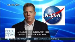 Digital Marketing News #99 -- Pandora Radio Tops Markets, NASA Tweetup, Drchrono EMR