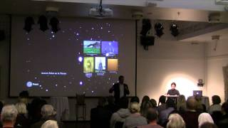 Lecture by Luis Fernando Mostajo Maertens at the International UFO conference Bergen, Norway 2014