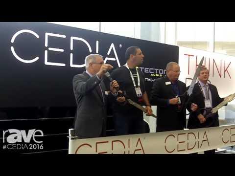 CEDIA 2016: CEDIA 2016 Opens