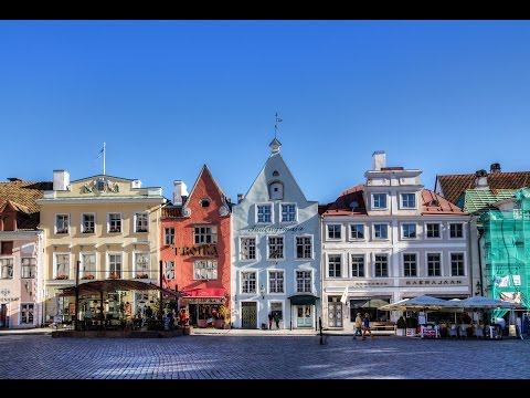 Tallin. Fotografía HDR