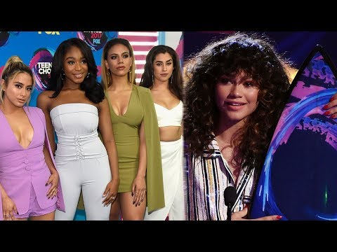 2017 Teen Choice Awards Winners Recap